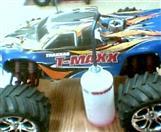 TRAXXAS Radio Control/Control Line T-MAXX 3.3 4WD RTR NITRO MONSTER TRUCK